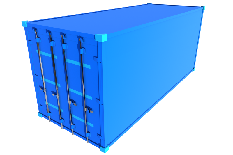 Storage Conatiners - shipping containers - conex containers - they can HOLD some stuff!