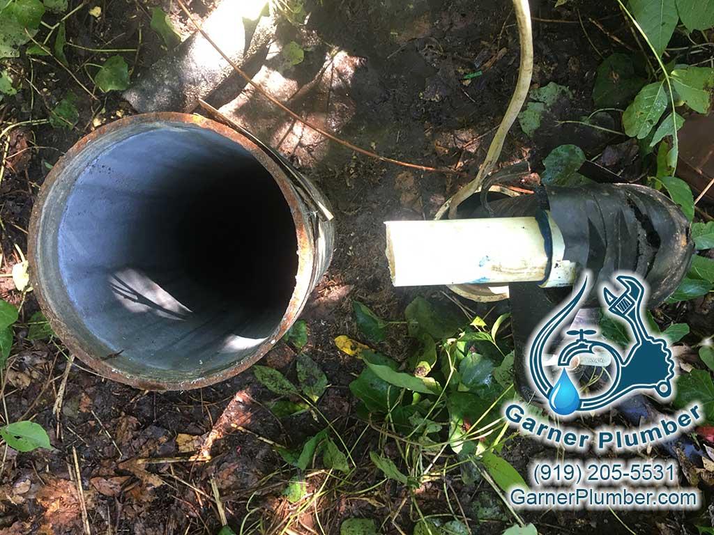 Garner Plumber - Well Services