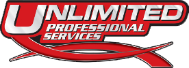 Unlimited Professional Services - Pressure Washing & Parking Lot Services